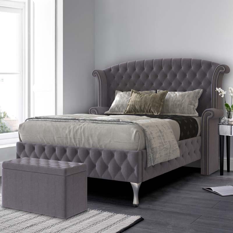 تخت خواب داتیس مدل درنیکا - Dornika