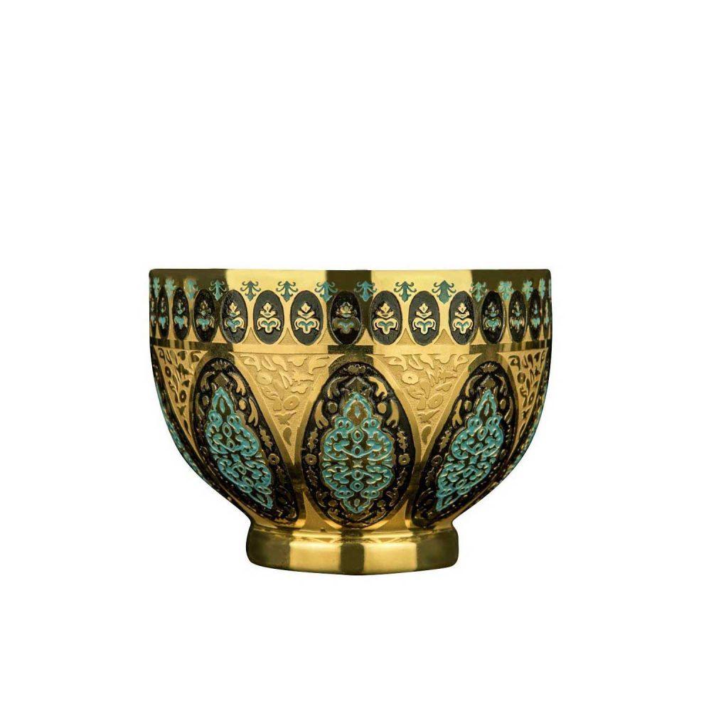 خرید پیاله سلطنتی طرحدار مدل زنبق - Zanbagh