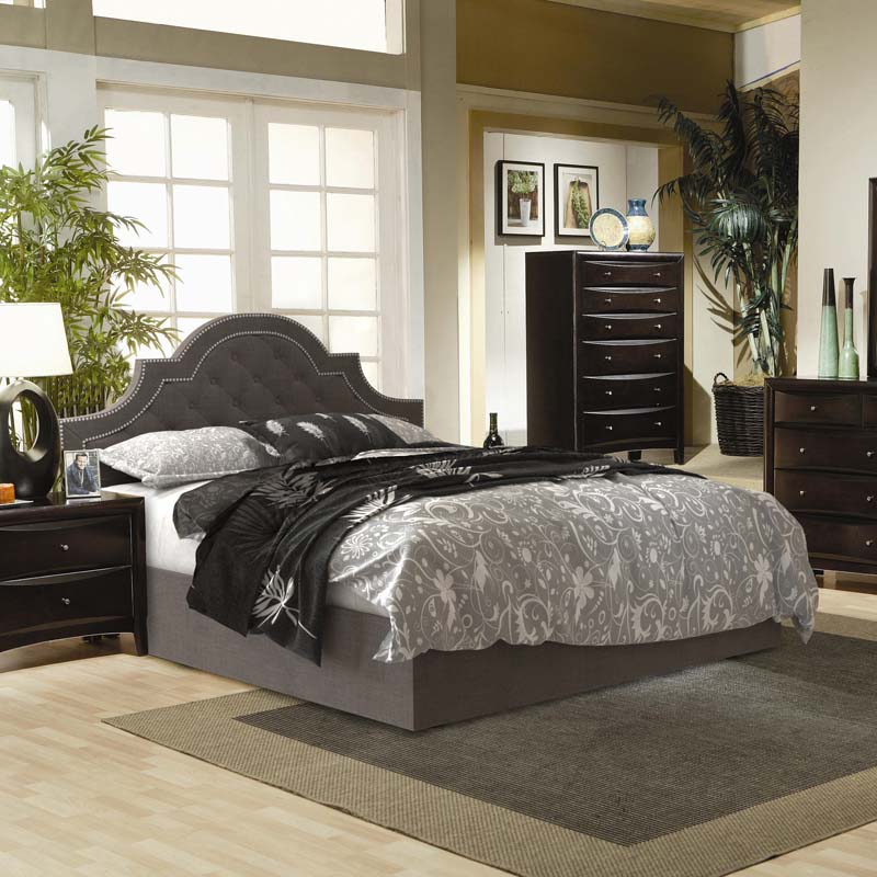 تخت خواب داتیس مدل لورن - Loren