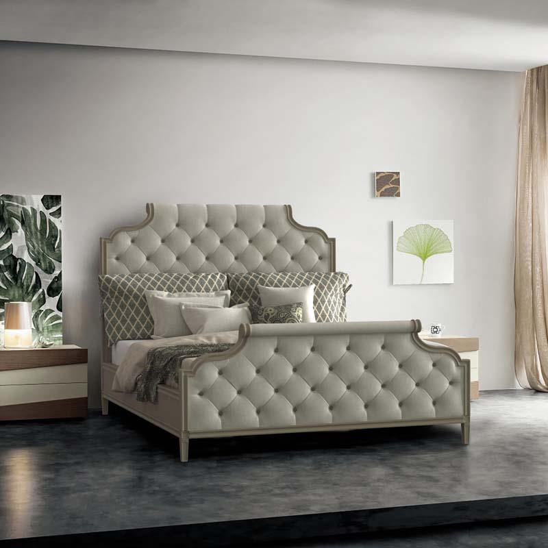 تخت خواب داتیس مدل لوکاس - Lucas