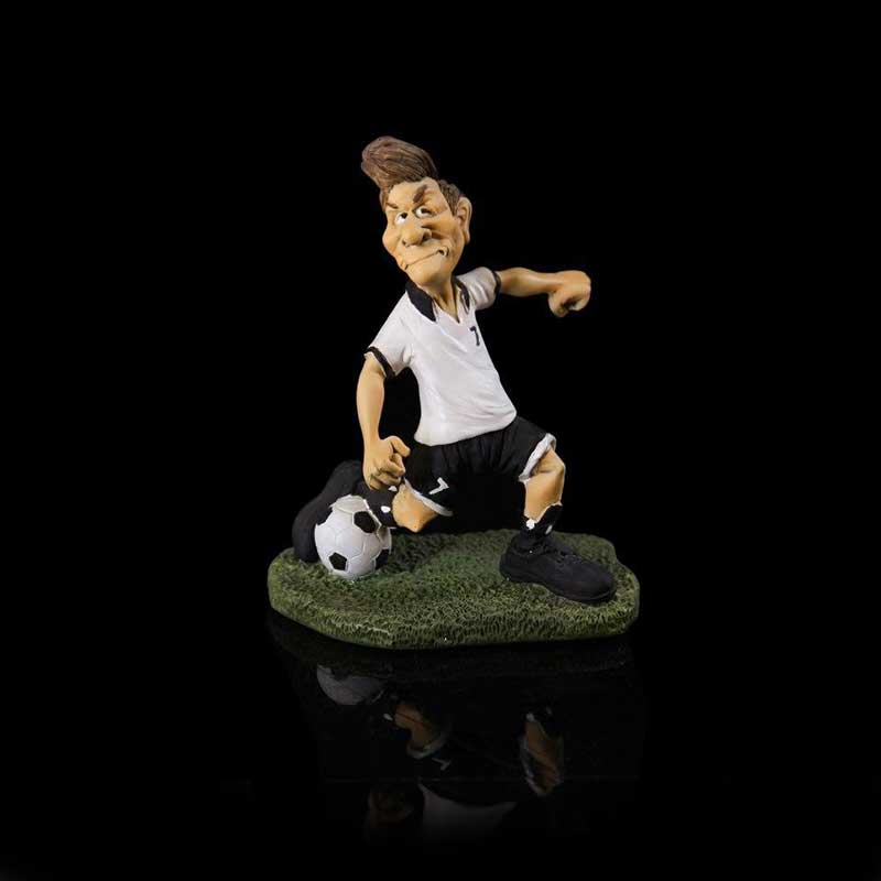 مجسمه کامیک فوتبالیست گلدکیش مدل GK4885