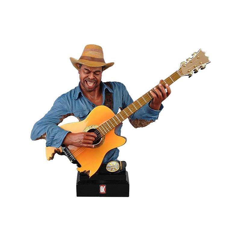 مجسمه کامیک نوازنده گیتار گلدکیش مدل GK621