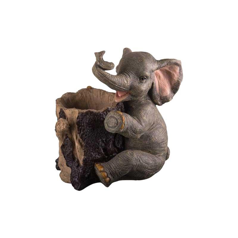 مجسمه فیل گلدکیش مدل GK810