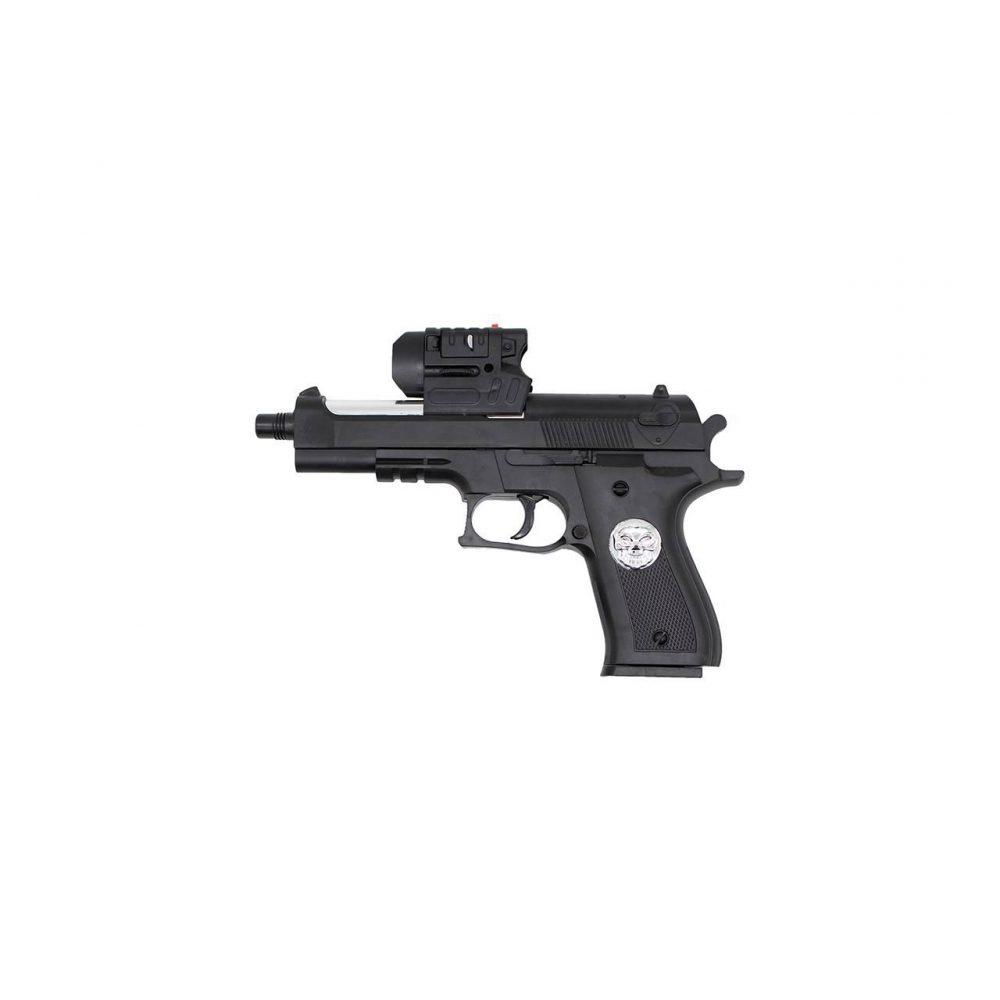 تفنگ بازی ایر سافت گان مدل A-007