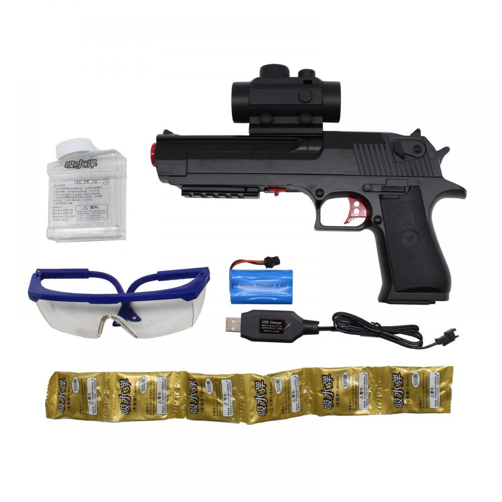 تفنگ بازی مدل DL778-1