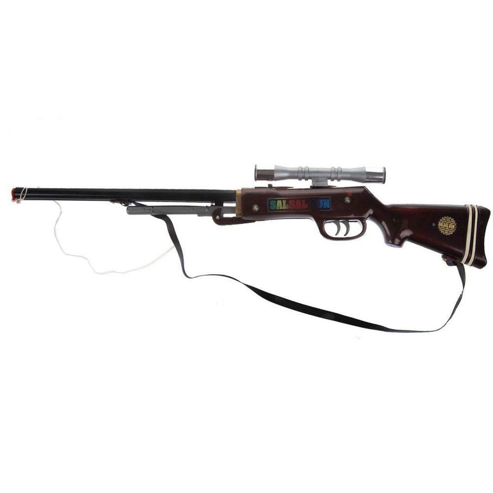 تفنگ بازی مدل Salsal Gun
