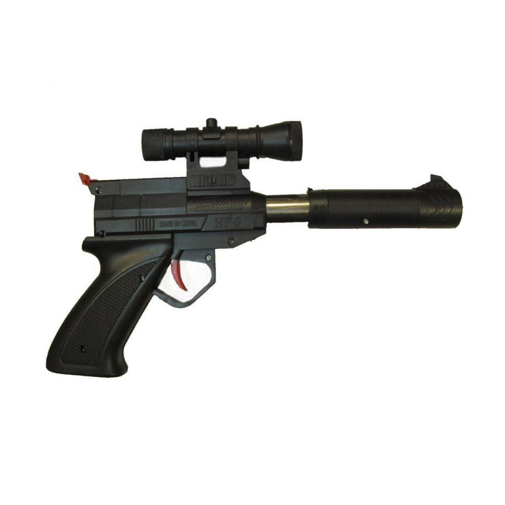 تفنگ بازی ژله ای ساچمه ای مدل 305