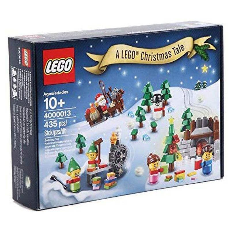 لگو سری A Lego Christmas Tale مدل 4000013