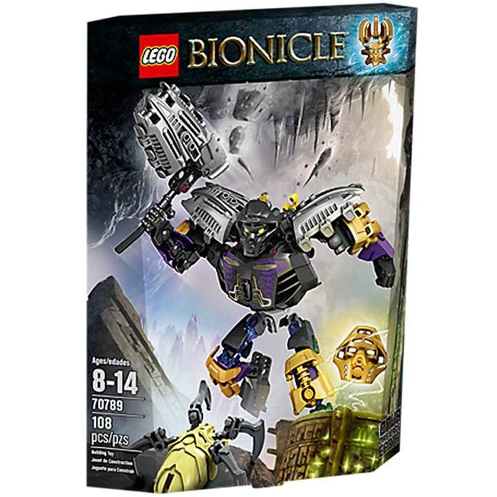 لگو سری Bionicle مدل 70789