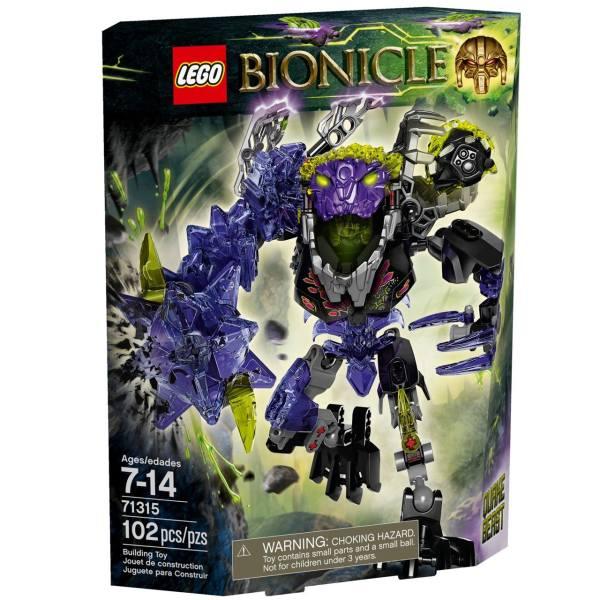 لگو سری Bionicle مدل 71315