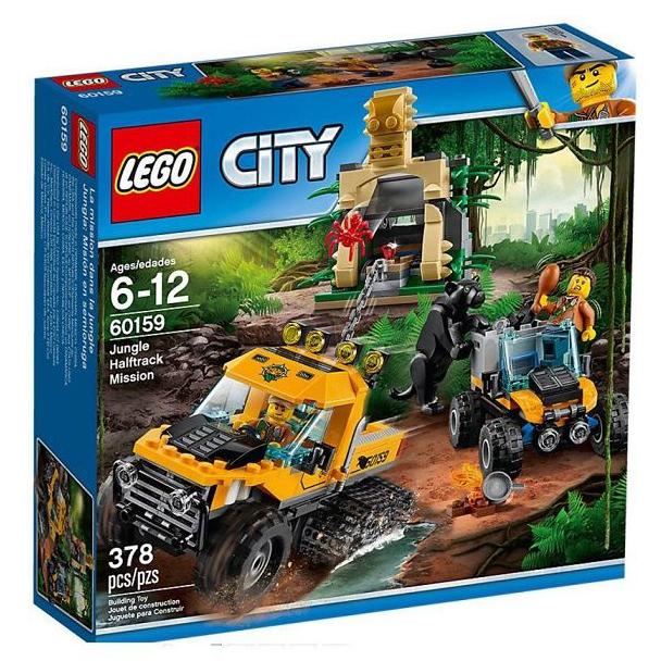 لگو سری CITY مدل 60159