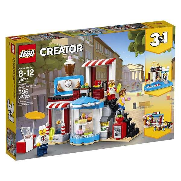 لگو سری Creator مدل 31077