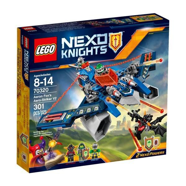 لگو سری Nexo Knights مدل 70320