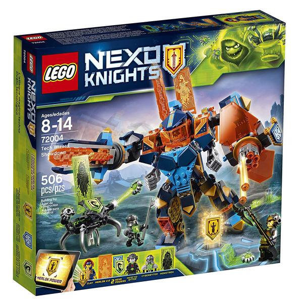 لگو سری NexoKnights مدل 72004