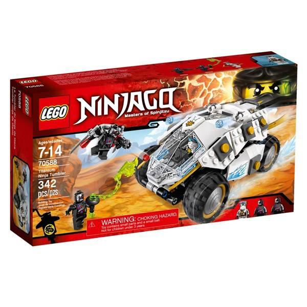 لگو سری Ninjago مدل 70588