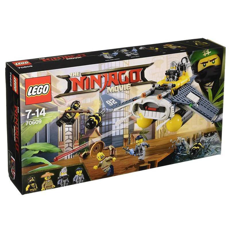 لگو سری Ninjago مدل 70609