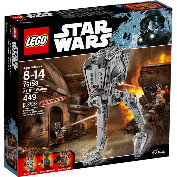 لگو سری Star Wars مدل 75153