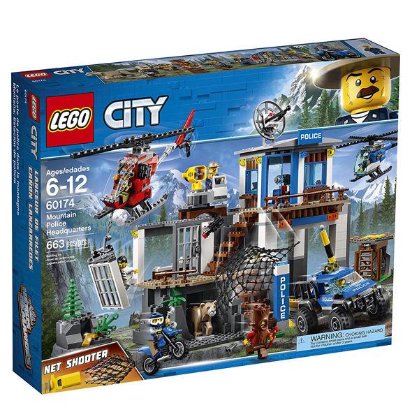 لگو سری city مدل 60174