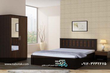 سرویس تخت خواب ساده