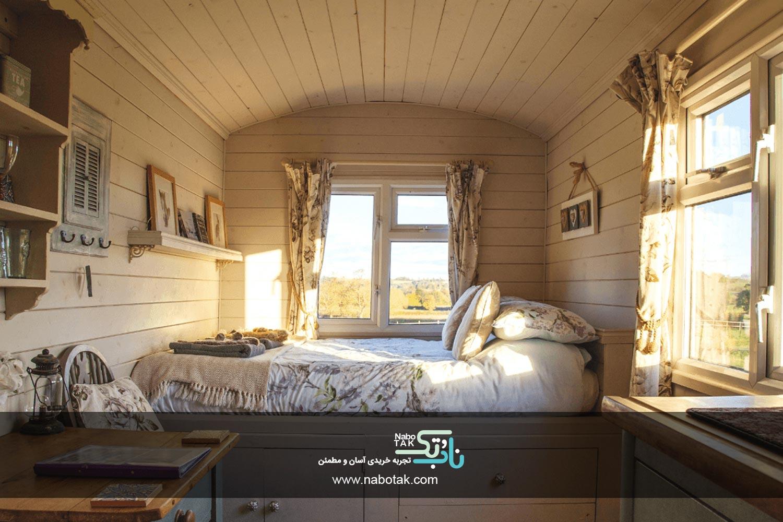 آماده کردن اتاق خواب برای تابستان