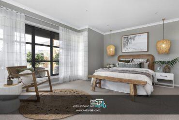 اتاق خواب مستر یا اصلی